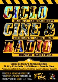 CicloCineYRadio30AniversarioRadioKras